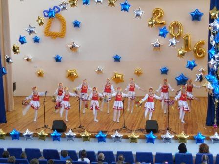 Концерт до Міжнародного дня захисту дітей.